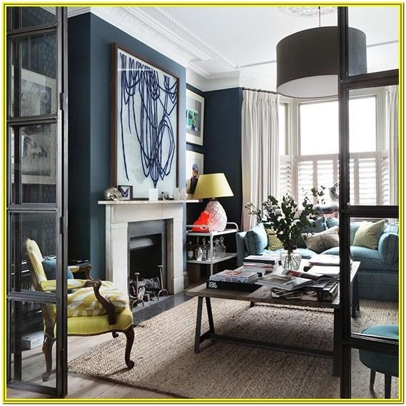 Living Room Ideas Black And Baby Blue
