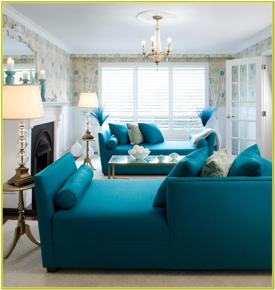 Living Room Ideas Black And Blue Couches