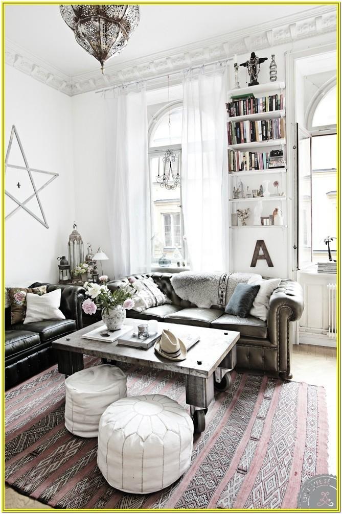 Living Room Ideas Bohemian