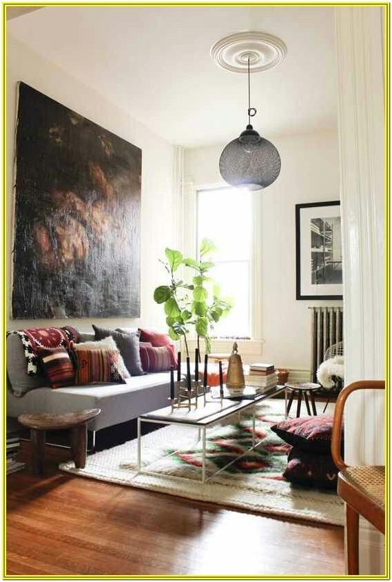 Living Room Ideas Boho Chic