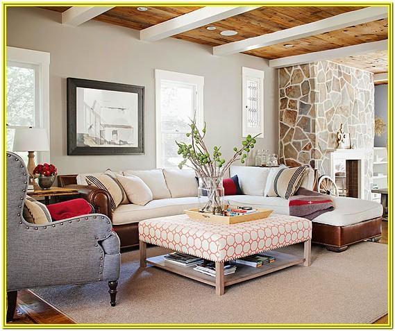 Living Room Ideas Bungalow