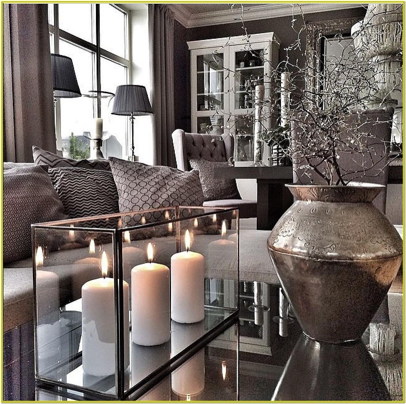 Living Room Ideas Candles
