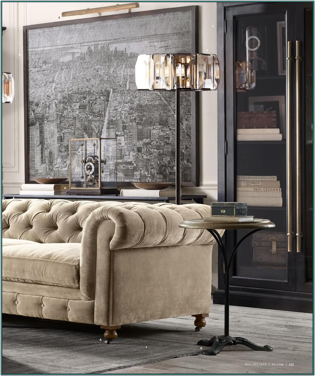 Living Room Ideas Colonial Restoration Hardware Style