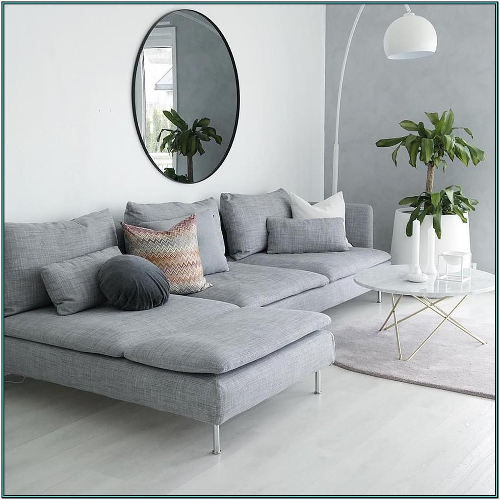 Living Room Ideas Contemporary With Mirrors