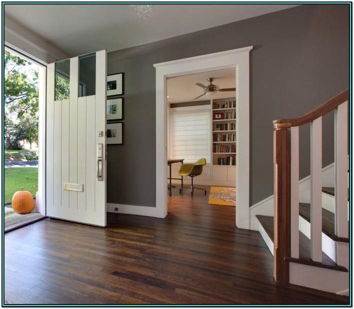 Living Room Ideas Dark Floors White Trim