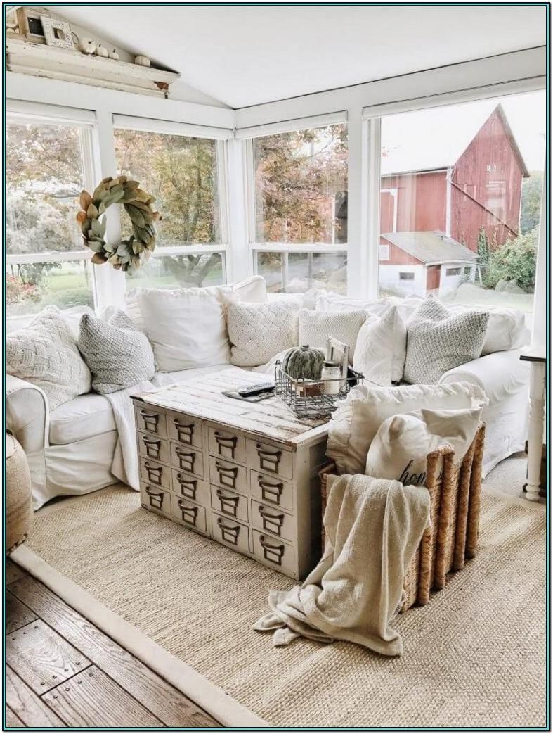 Living Room Ideas Farmhouse