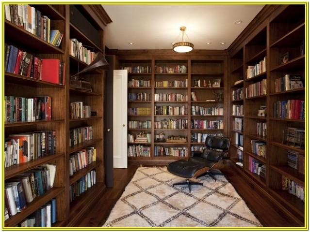 Living Room Ideas For Book Lovers