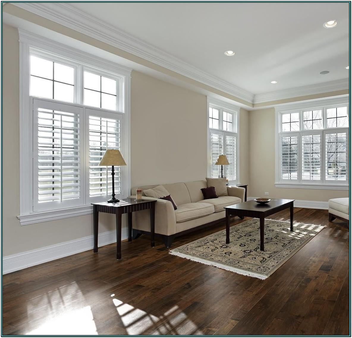 Living Room Ideas For Hardwood Floors