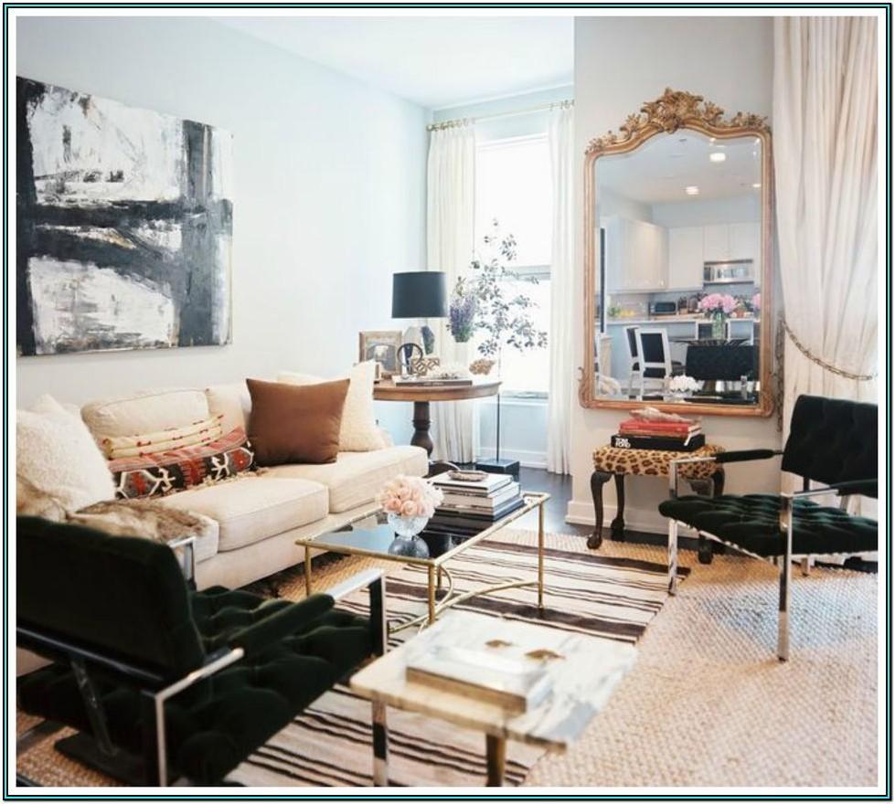 Living Room Ideas Glamorous