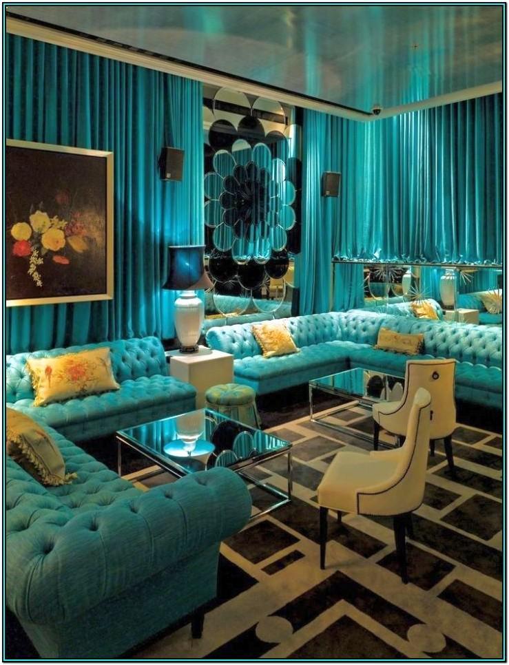 Living Room Ideas Gray Blue Green Aqua