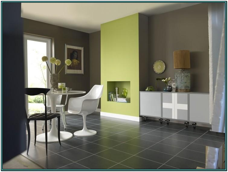 Living Room Ideas Green Feature Wall