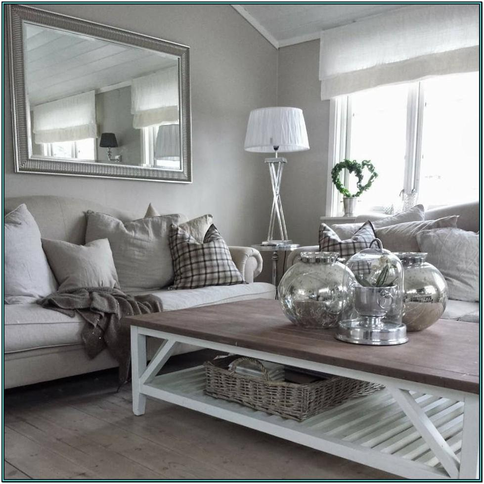 Living Room Ideas Grey Silver