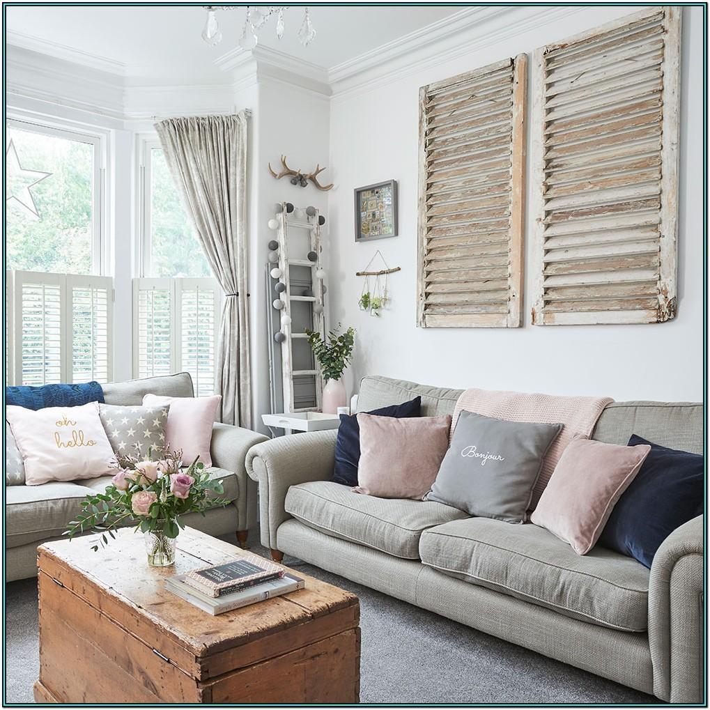 Living Room Ideas Grey Sofa White Walls