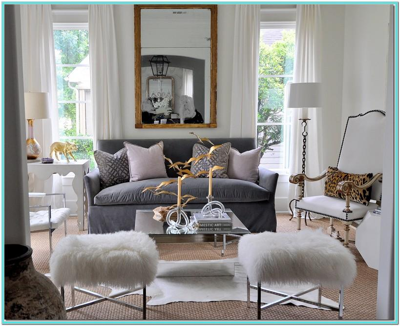 Living Room Ideas In White And Grey