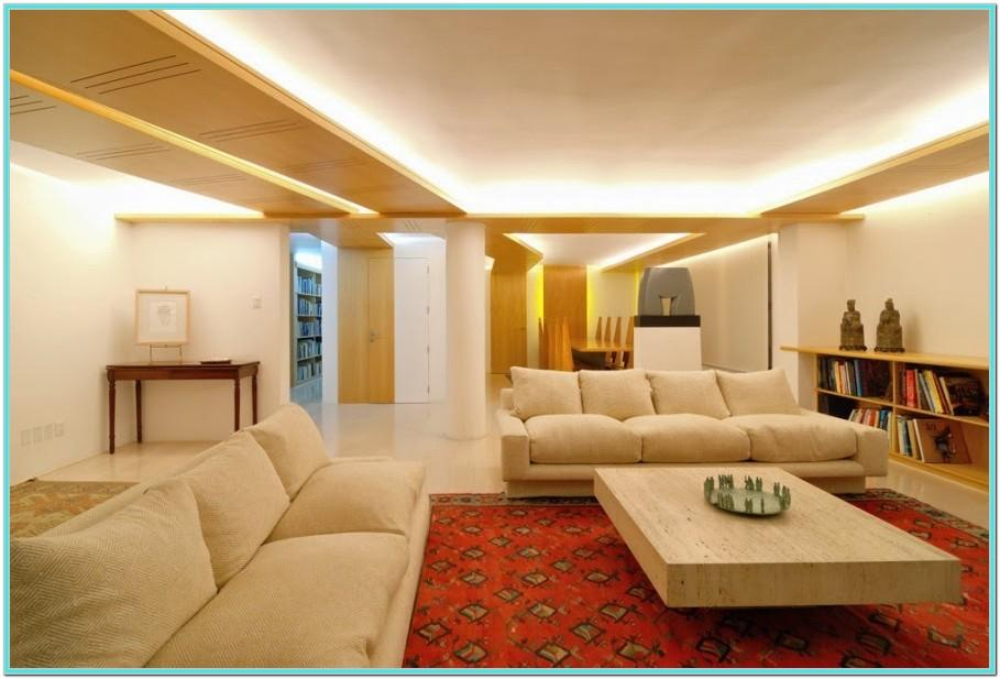 Living Room Ideas Low Ceiling