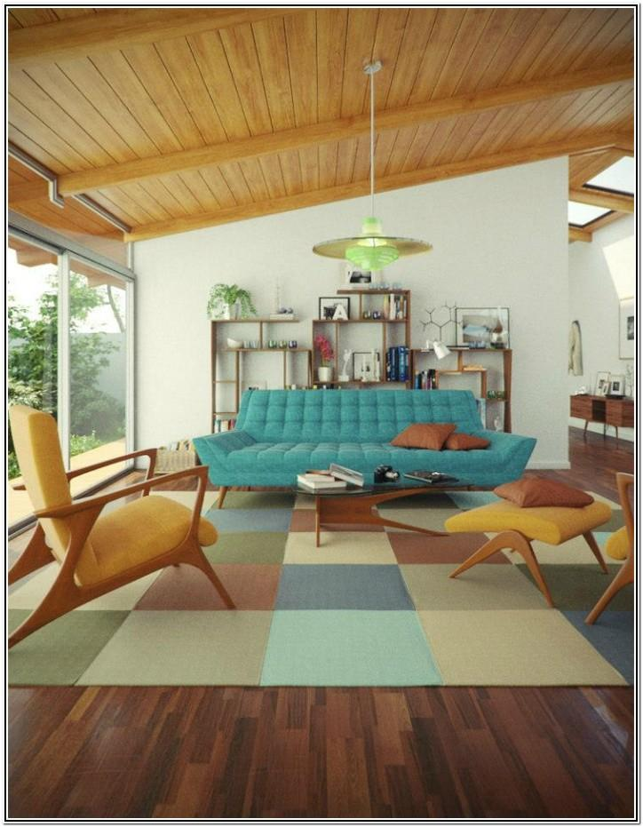 Living Room Ideas Mid Century Modern