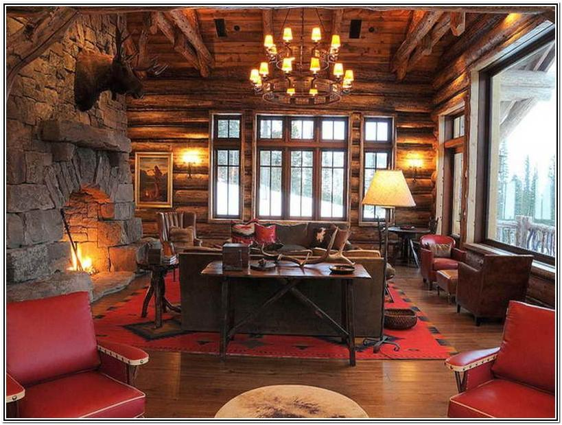 Living Room Ideas Mountains