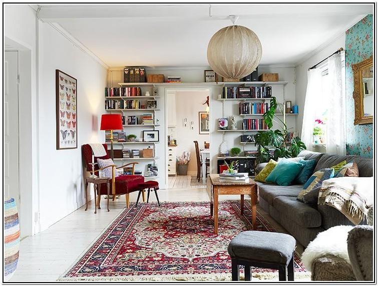 Living Room Ideas Persian Rug