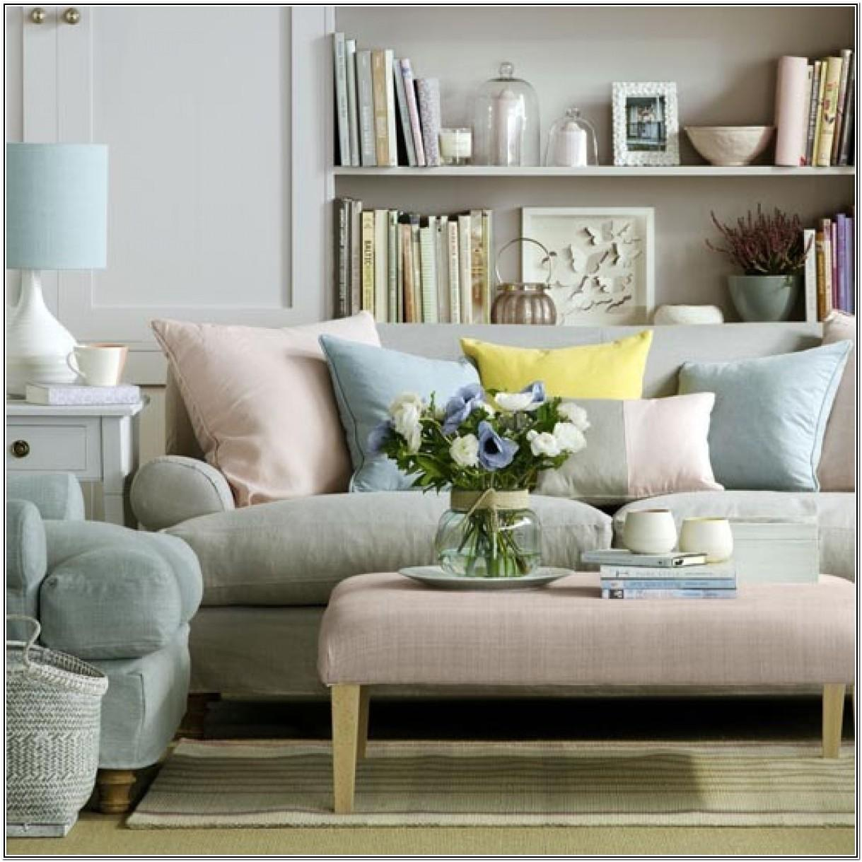 Living Room Ideas Pink And Blue