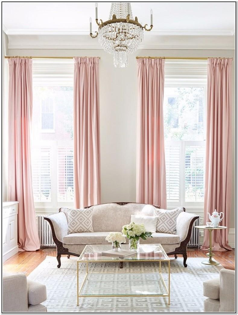 Living Room Ideas Pink And White