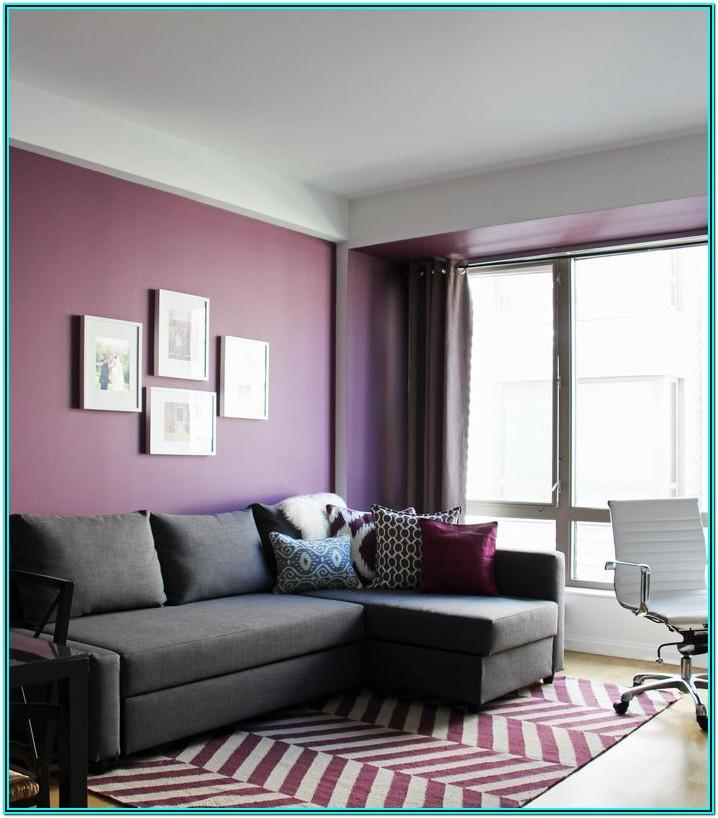 Living Room Ideas Purple And Grey