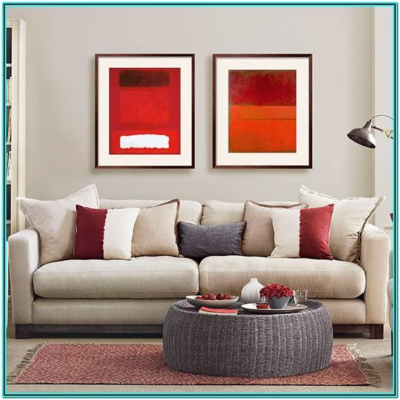 Living Room Ideas Red Black Grey