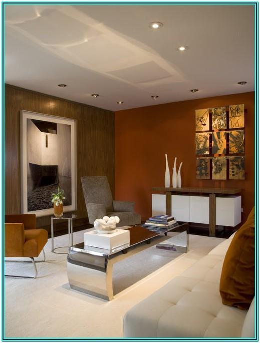 Living Room Ideas Rust Accessories