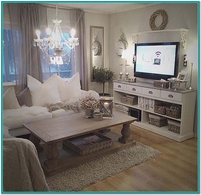 Living Room Ideas Rustic Chic