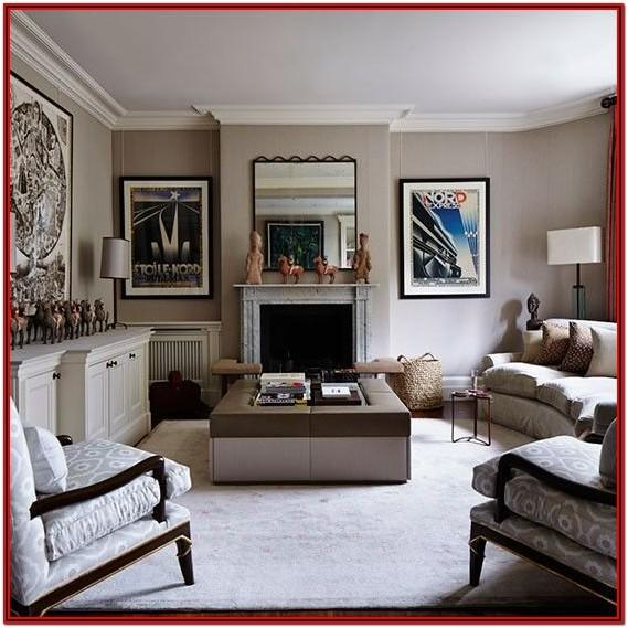 Living Room Ideas Taupe Walls