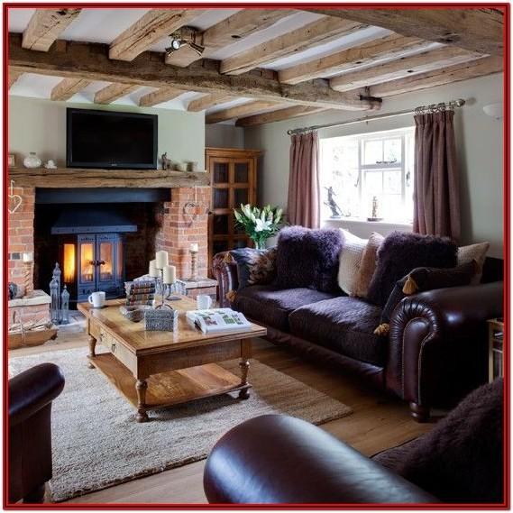 Living Room Ideas Uk Brown