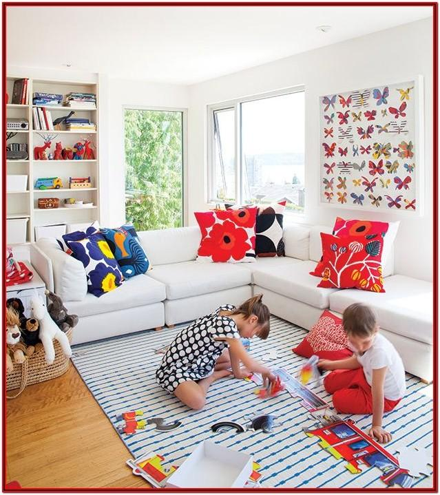 Living Room Ideas When You Have Kids