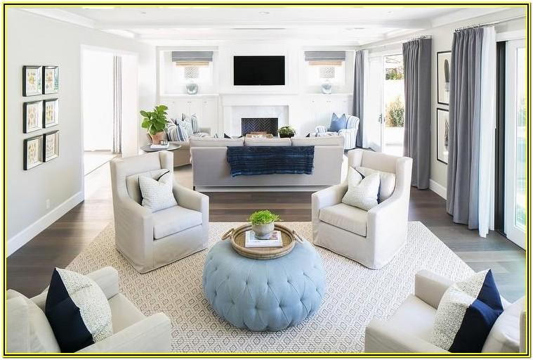 Living Room Ideas With 2 Recliners
