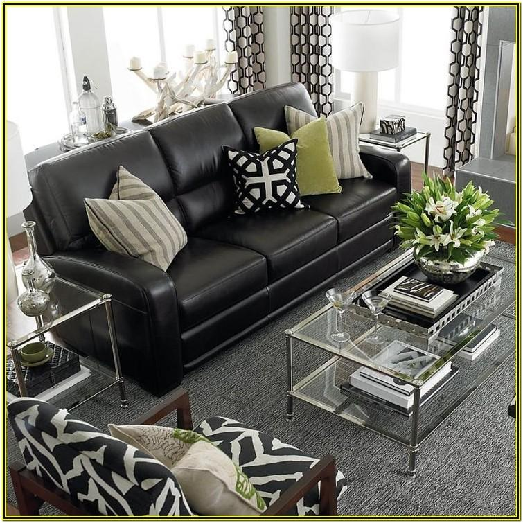 Living Room Ideas With Black Red Sectional