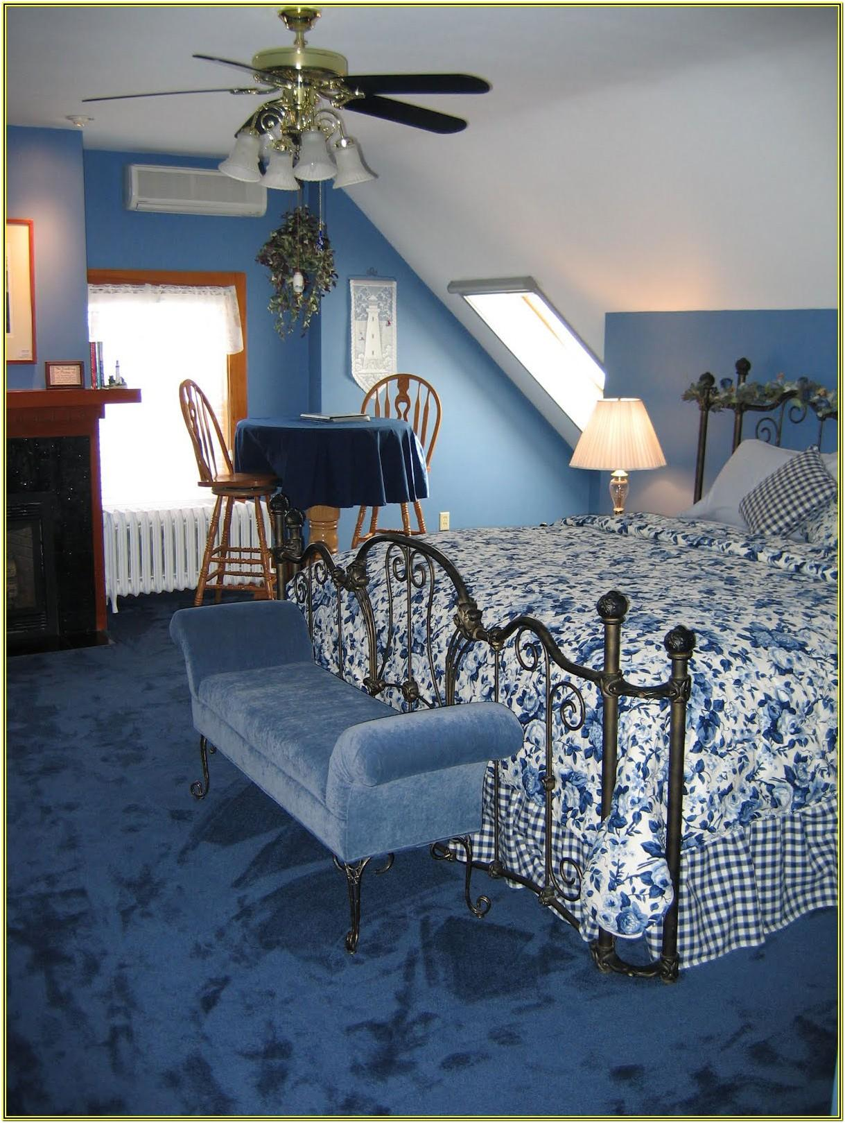 Living Room Ideas With Blue Carpet