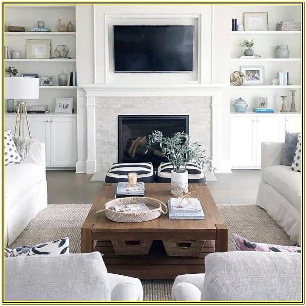 Living Room Ideas With Bookshelf