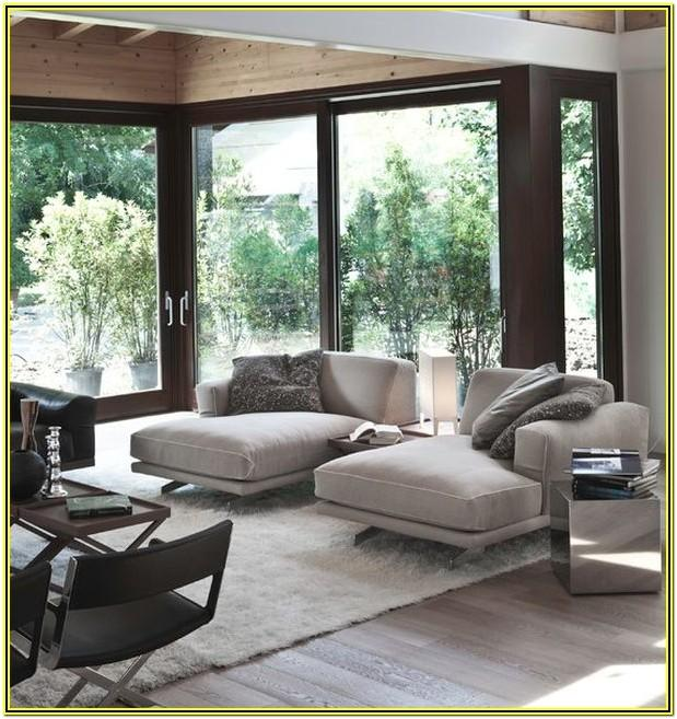 Living Room Ideas With Chaise Sofa