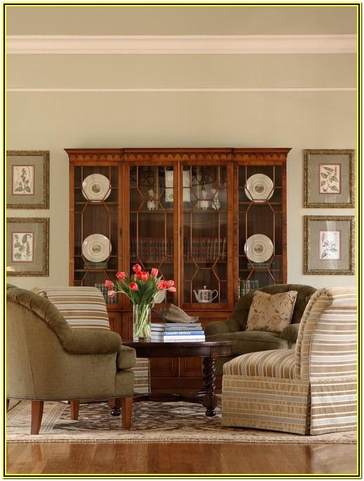 Living Room Ideas With China Cabinet