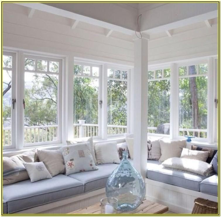 Living Room Ideas With Corner Windows