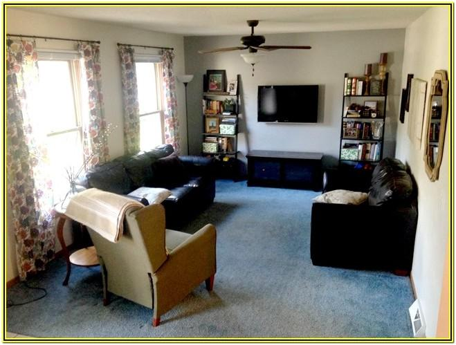 Living Room Ideas With Dark Blue Sofa
