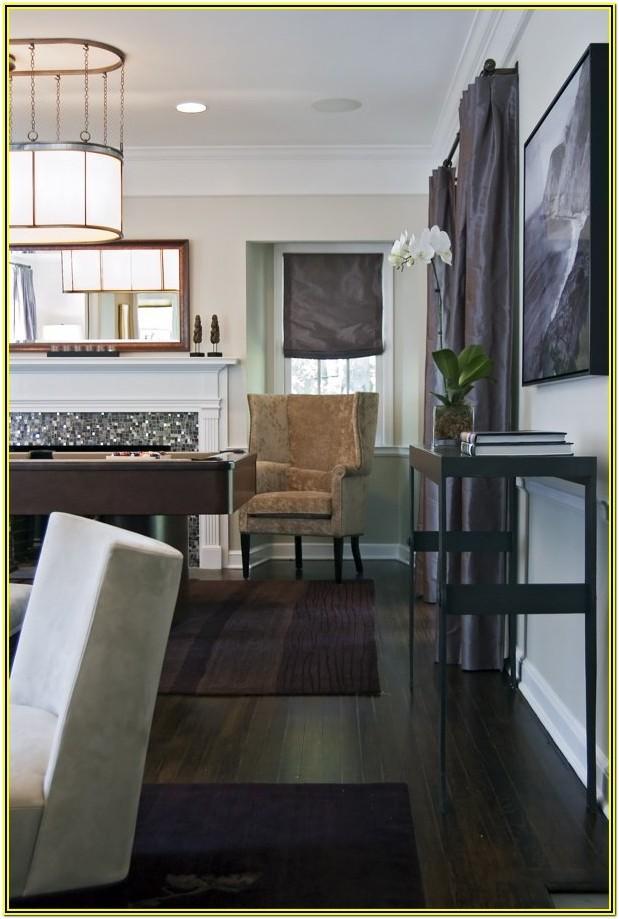 Living Room Ideas With Dark Flooring