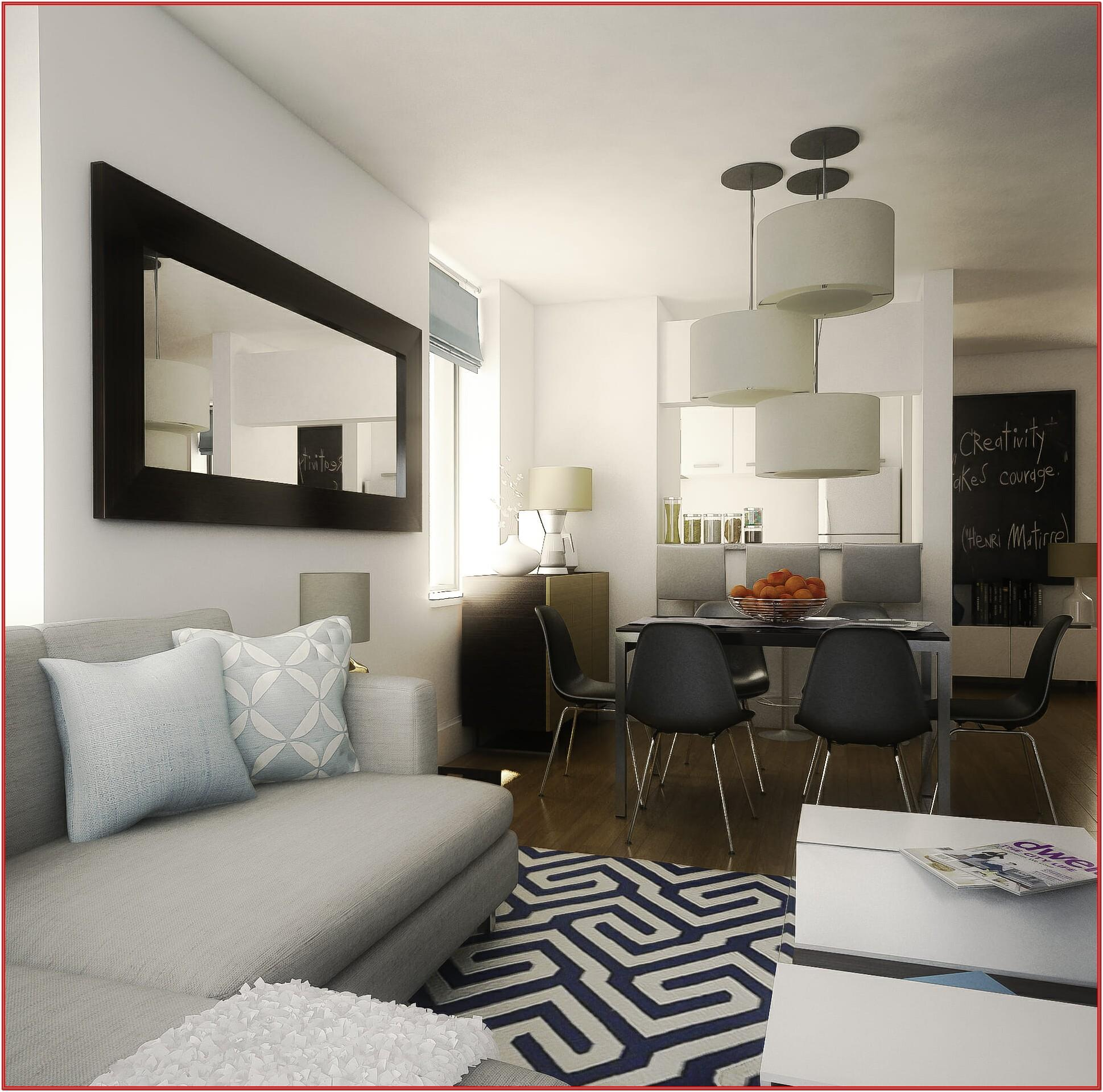 Living Room Ideas With Dining Area