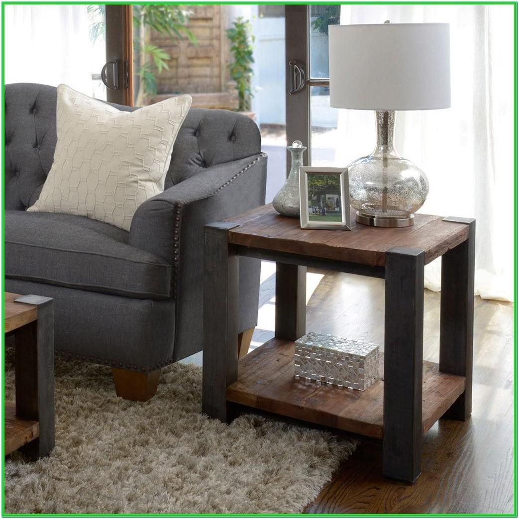 Living Room Ideas With End Tables