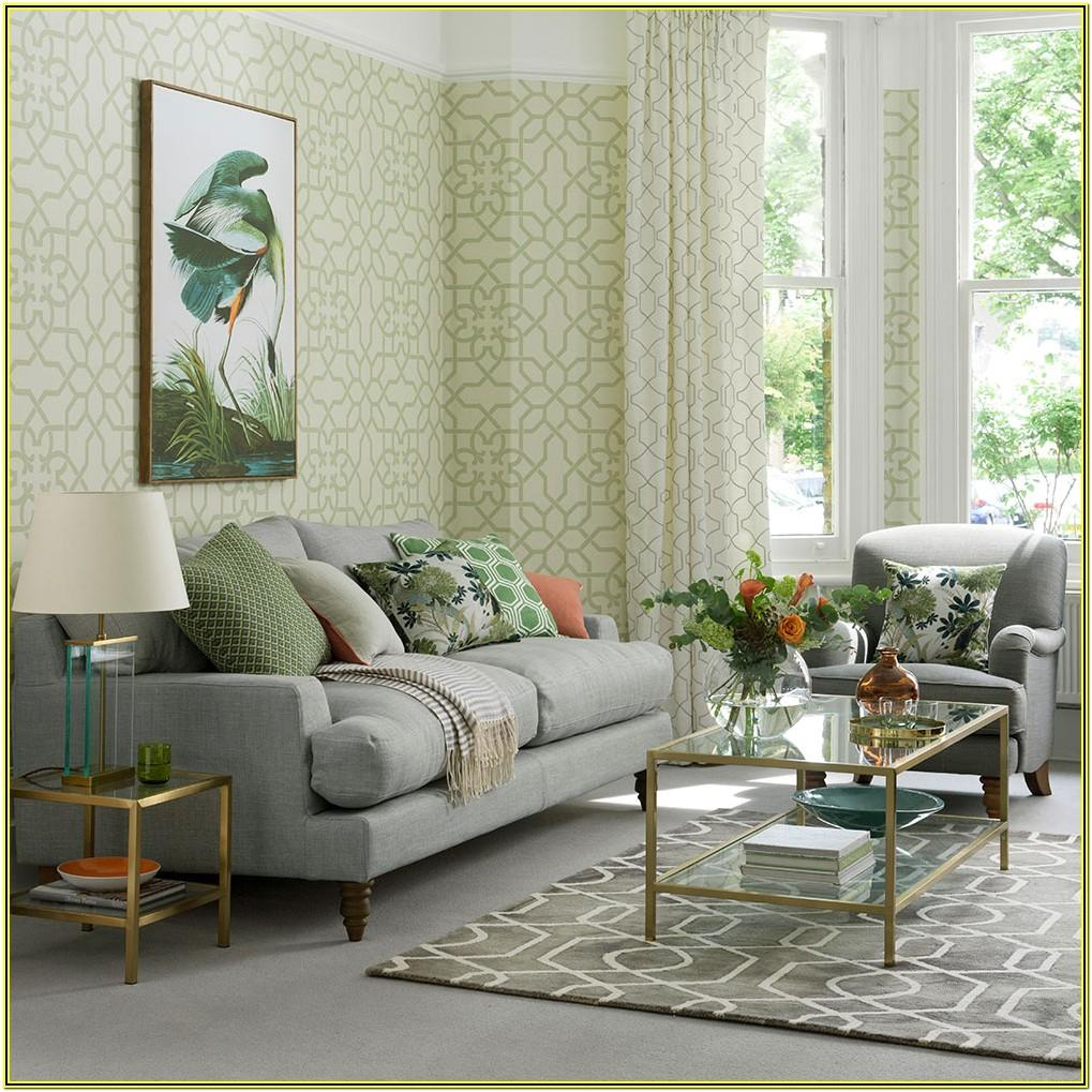 Living Room Ideas With Gray Sofas