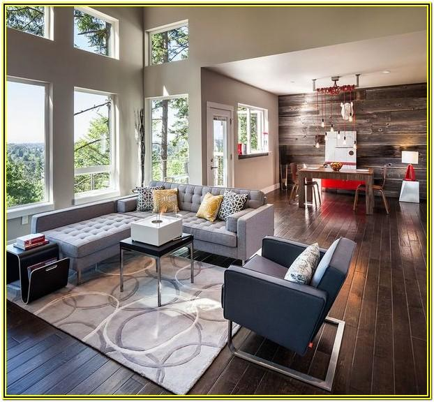Living Room Ideas With L Shaped Couch