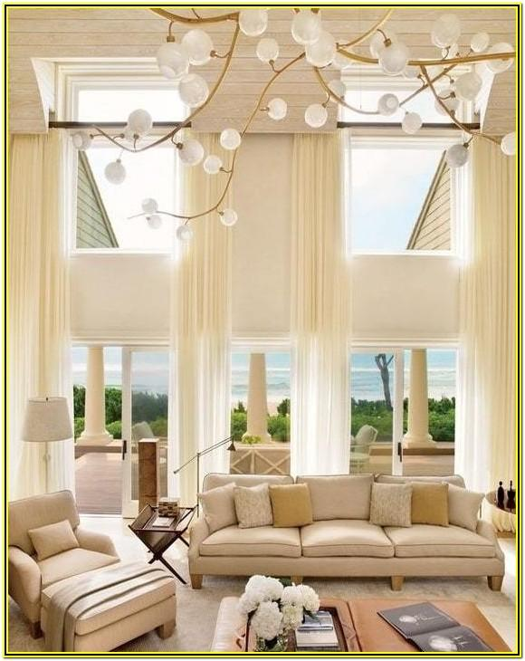 Living Room Ideas With Large Window