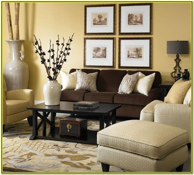Living Room Ideas With Light Brown Furniture