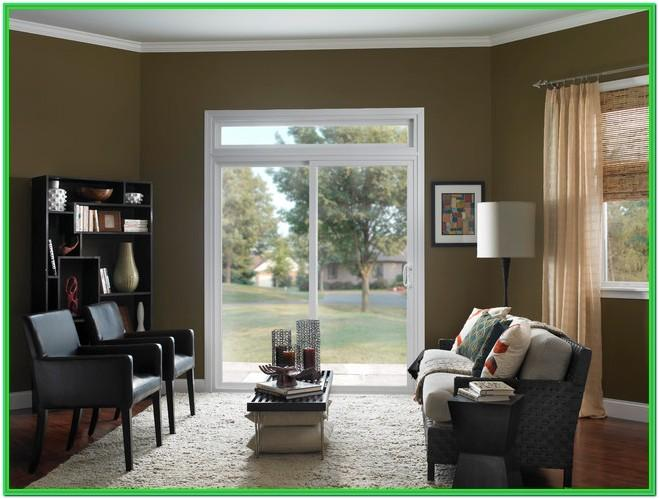 Living Room Ideas With Patio Doors