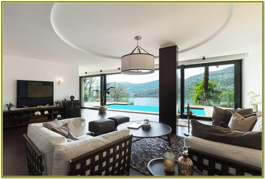 Living Room Ideas With Pool View