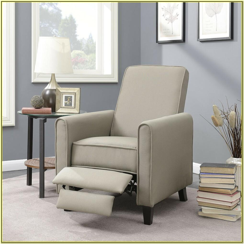 Living Room Ideas With Recliner Chairs