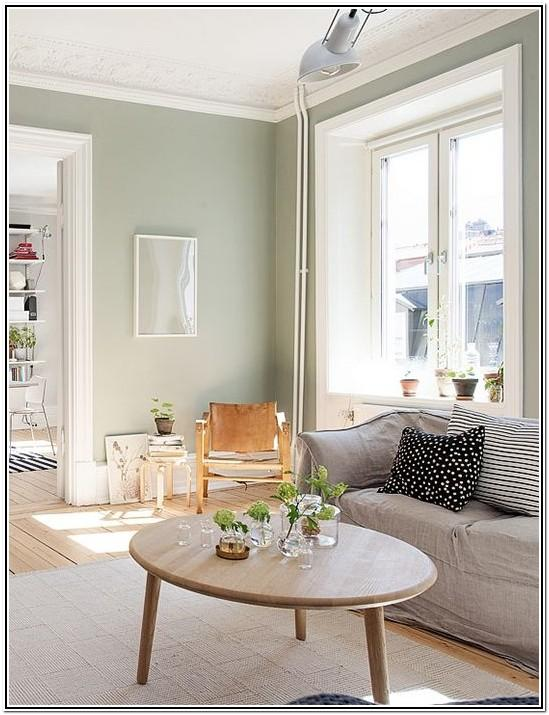 Living Room Ideas With Sage Walls